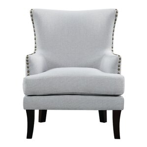 Zofia Arm Chair by Everly Quinn
