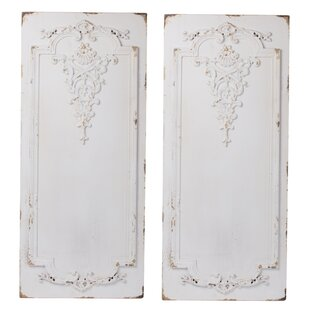 2 Piece Wall Décor Set Of