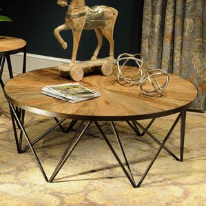 Flatiron Coffee Table by Reual James