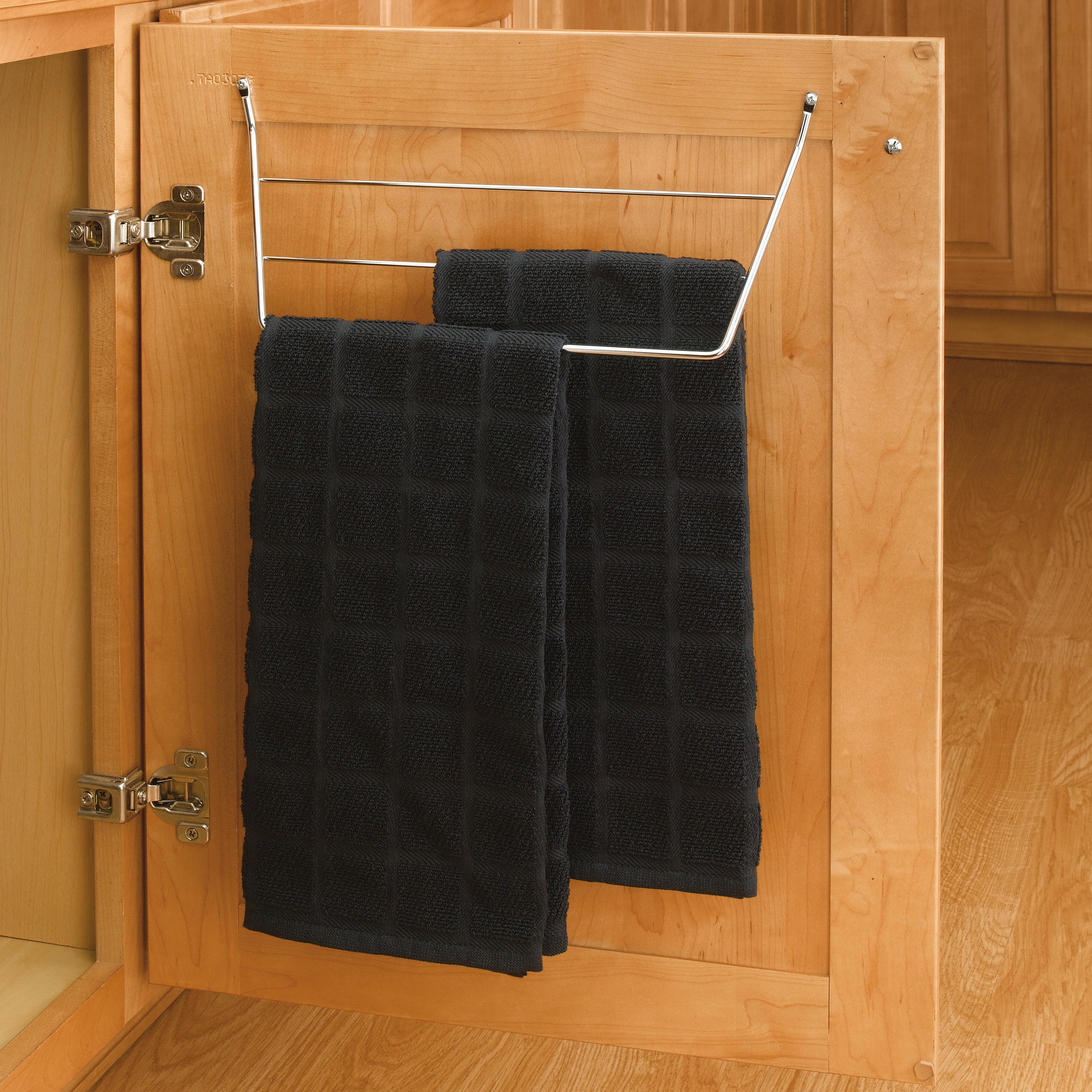 Rev A Shelf Over The Door Towel Rack Wayfair