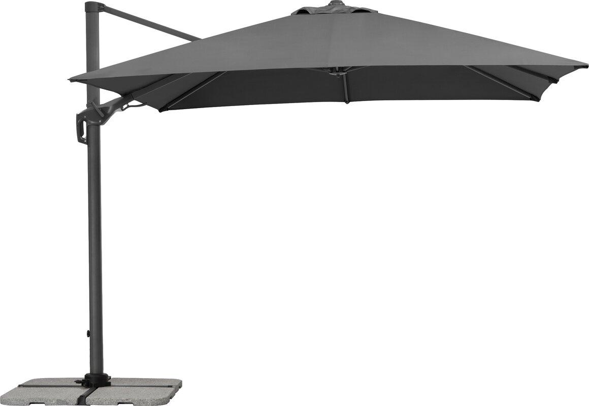 schneider schirme 3 m x 3 m ampelschirm rhodos twist bewertungen. Black Bedroom Furniture Sets. Home Design Ideas