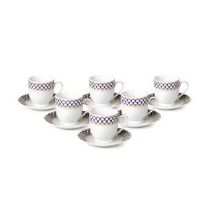 ee8c64ad586 Cappuccino & Espresso Cups You'll Love in 2019 | Wayfair