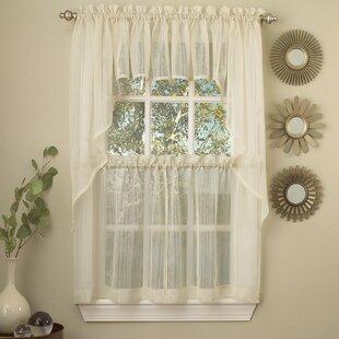 Fishtail Swag Curtains   Wayfair