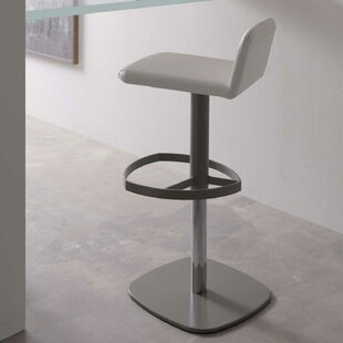Scout Adjustable Height Swivel Bar Stool