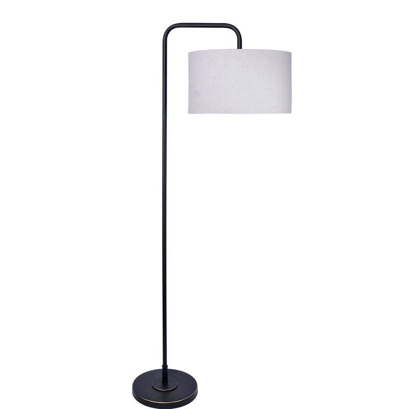 Starns 63 75 arched floor lamp