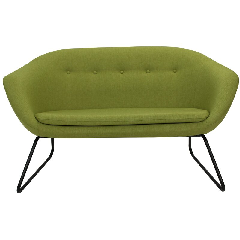 Good Cessnock Tufted Settee