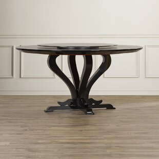Black Lacquer Dining Table | Wayfair