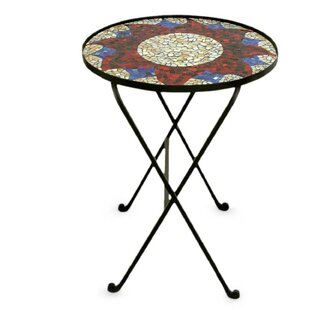 Stained Glass Side Table Wayfair - Wayfair glass side table