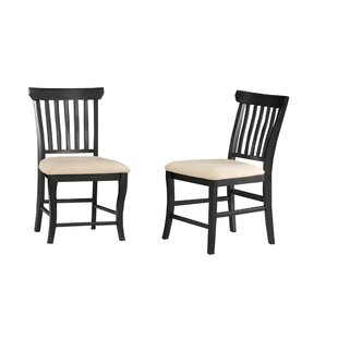 Newry Solid Wood Dining Chair (Set of 2)
