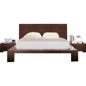 Soho Platform Bed by YumanMod