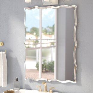 Elegant Frameless Bathroom Mirror