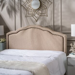 Mandrian Queen Upholstered Panel Headboard