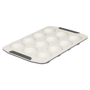 12 Cup Coated Muffin Pan