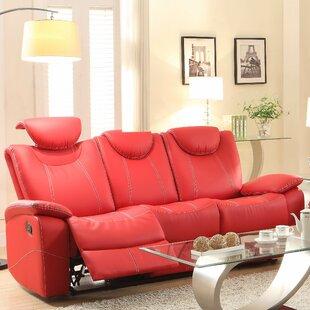 Merveilleux Erik Double Reclining Sofa