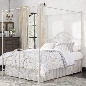 French Cane Bed Wayfair