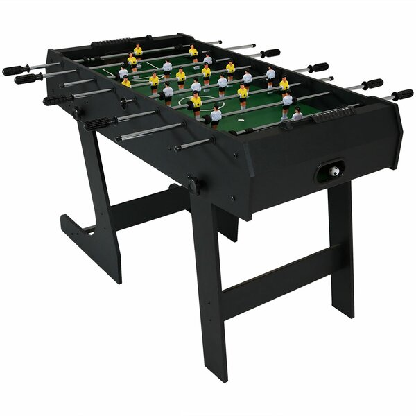 Amazing Wildon Home ® Folding Foosball Game Table | Wayfair