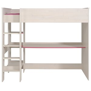 Ginger High Sleeper Twin Bed