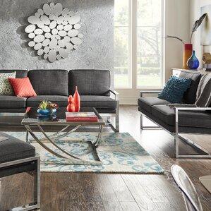 Adalbert Metal Living Room Set