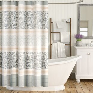 Hailee Cotton Single Shower Curtain