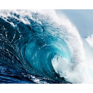 Ocean Waves 8 X 118 6 Piece Wall Mural Set