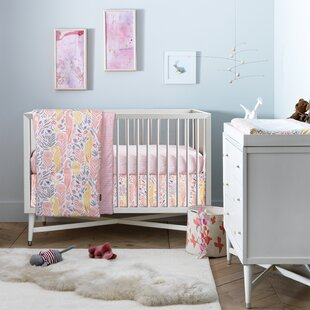 Boheme Nursery Crib Bedding Set