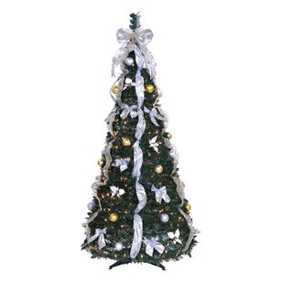 Captivating 6u0027 Artificial Christmas Tree With 350 Lights