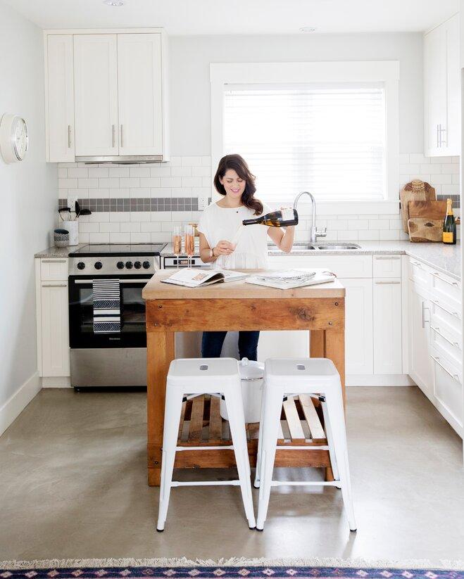 Inside Jillian Harris Stunning Apartment Makeover