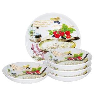 5 Piece Pasta Bowl Set  sc 1 st  Wayfair & 7 Piece Pasta Bowl Set | Wayfair