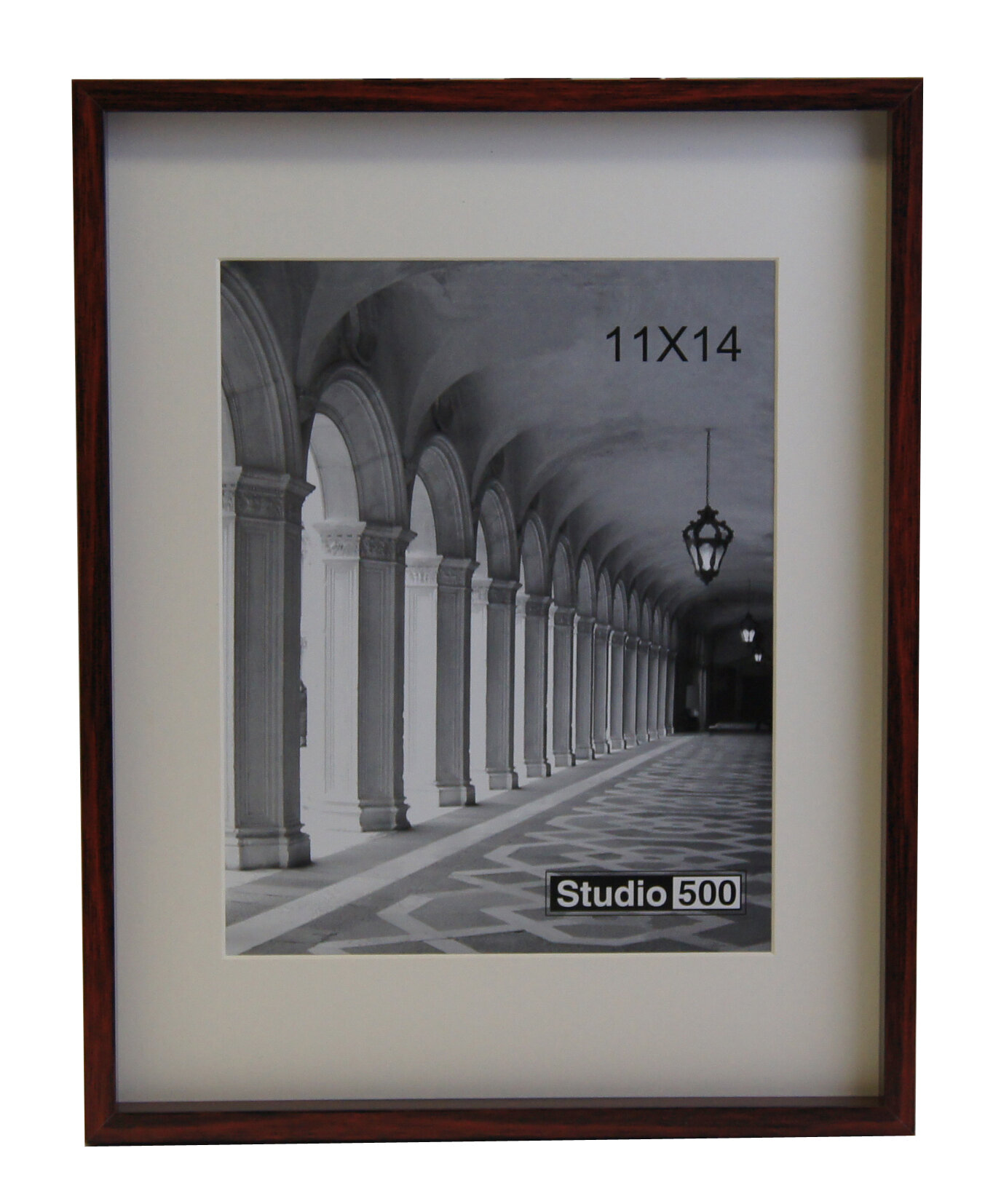 Studio 500 Rustic Modern Country Picture Frame & Reviews | Wayfair