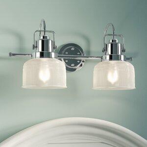 Gotha 2-Light Vanity Light