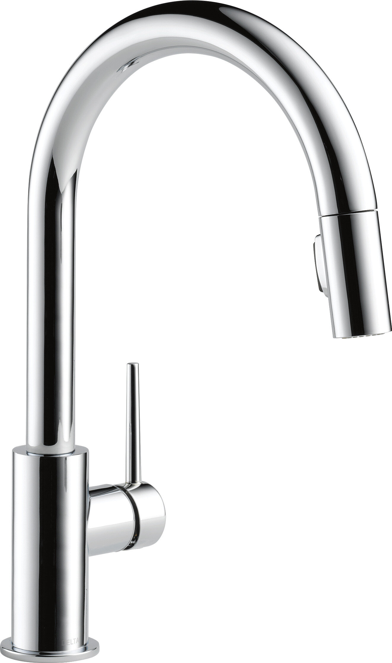 dimensiva by faucet senso solenta kitchen blanco