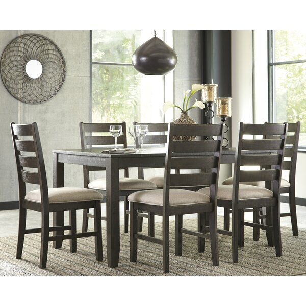 Signature Design By Ashley Rokane 7 Piece Dining Set U0026 Reviews | Wayfair Part 68