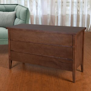 Bohostice 3 Drawer Dresser by Latitude Run
