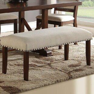 Amelie II Upholstered Bench