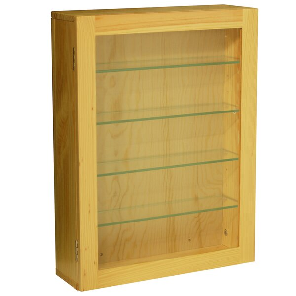 Gentil Small Wall Display Cabinet | Wayfair.co.uk