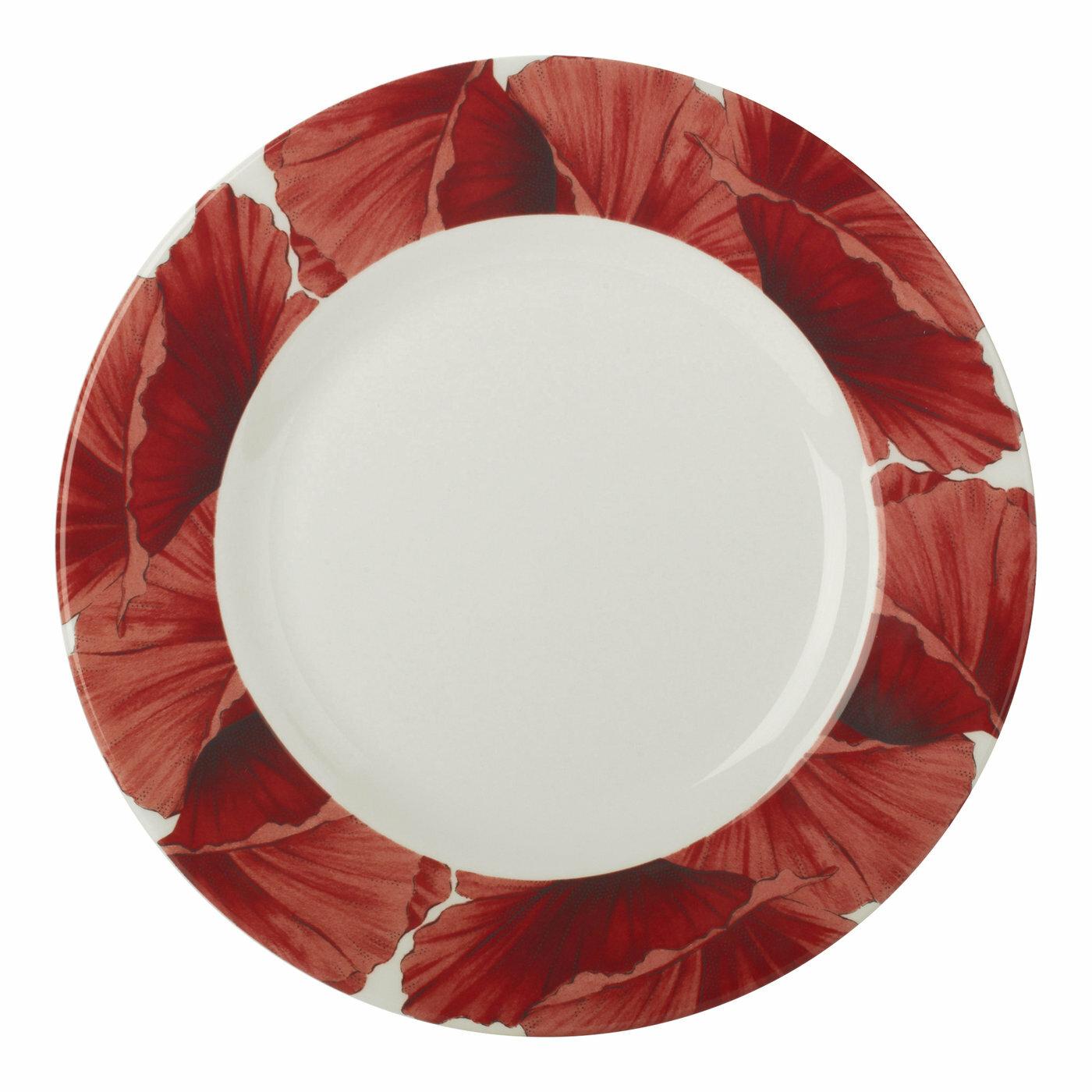 Portmeirion Botanic Blooms Poppy Dinner Plate | Wayfair