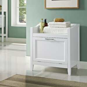 Avington Storage Cabinet Laundry Hamper