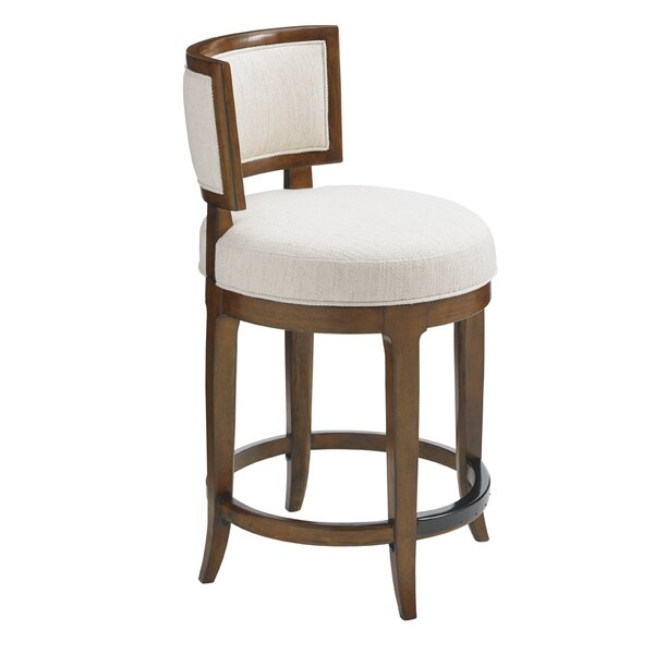 Tommy bahama home island fusion 24 bar stool reviews for Bahama towel chaise cover