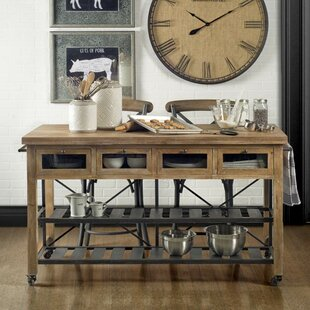 Bonifacio Kitchen Cart