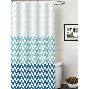 Belote Contemporary Single Shower Curtain