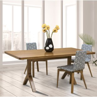 Colyt Burnished Extendable Dining Table