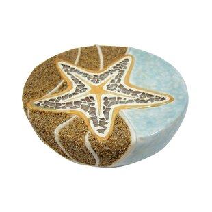 Mosaic Shell Soap Dish