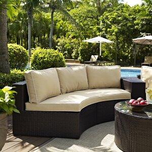 Cleopatra Sofa with Cushions