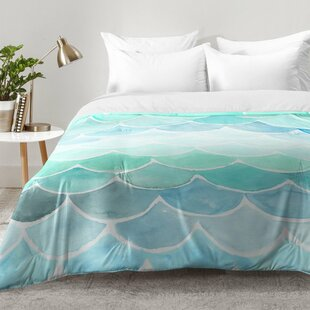 mermaid bedroom decor. Mermaid Scales Comforter Set Kids Decor  Wayfair
