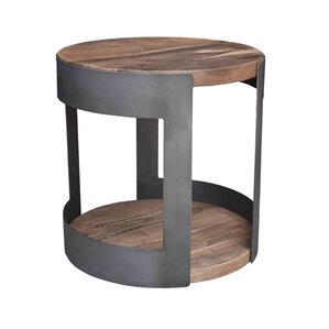 No?mie End Table by 17 Stories