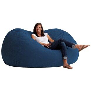 Save  sc 1 st  Wayfair & Bean Bag Chairs Youu0027ll Love