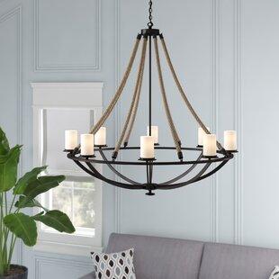 Lights & Lighting Ceiling Lights & Fans Two Head Hemp Rope Pendant Lights Vintage Style Elegant In Smell
