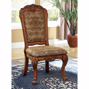 Bataan Solid Wood Dining Chair (Set of 2)