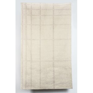 Demetrius Wool Beige Indoor/Outdoor Area Rug