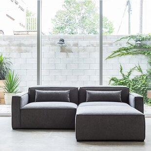 Modular Sectional Sofas You\'ll Love | Wayfair